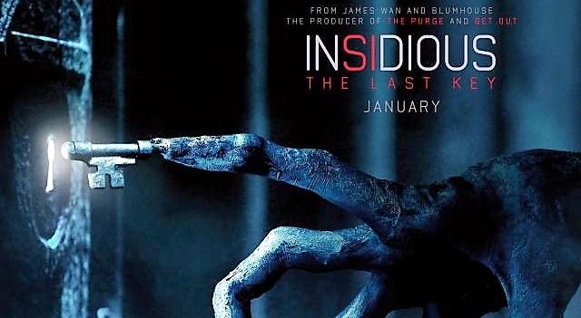Insidious: The Last Key (2D)
