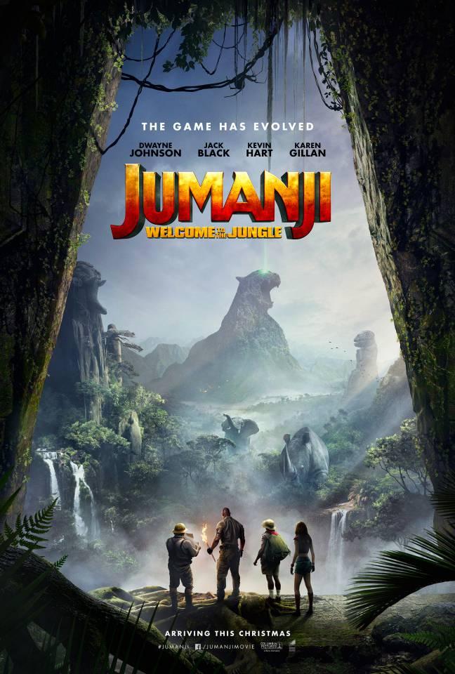 Jumanji: Welcome to the Jungle (2D)