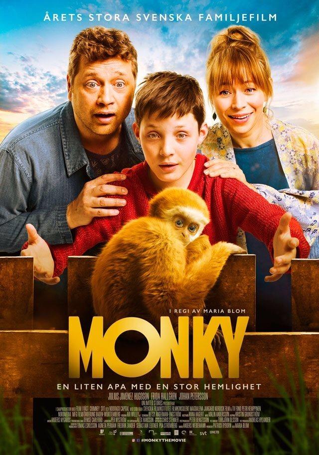 Monky (2D) (Svensk tal)