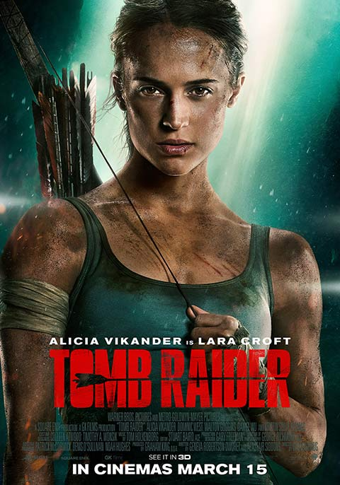 Tomb Raider (2D)