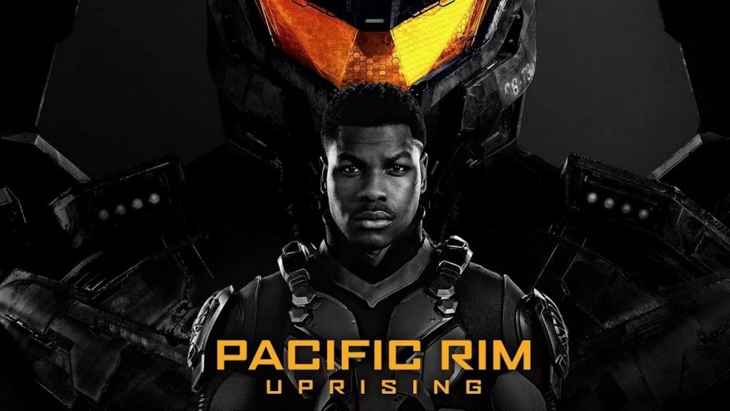 Pacific Rim Uprising (2D)