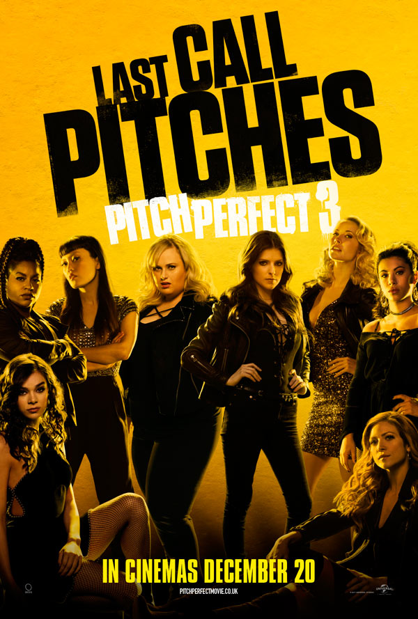 Pitch Perfect 3 (2D)