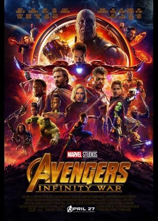 Avengers: Infinity War 1 (2D)