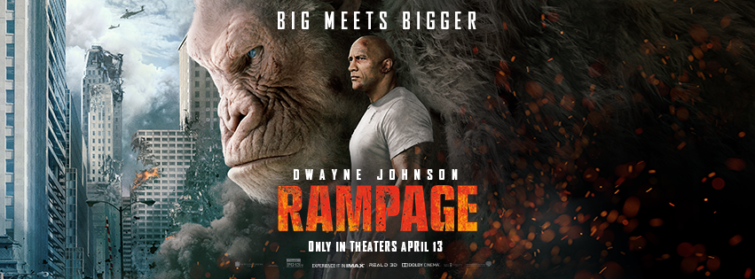 Rampage - Big Meets Bigger (2D)