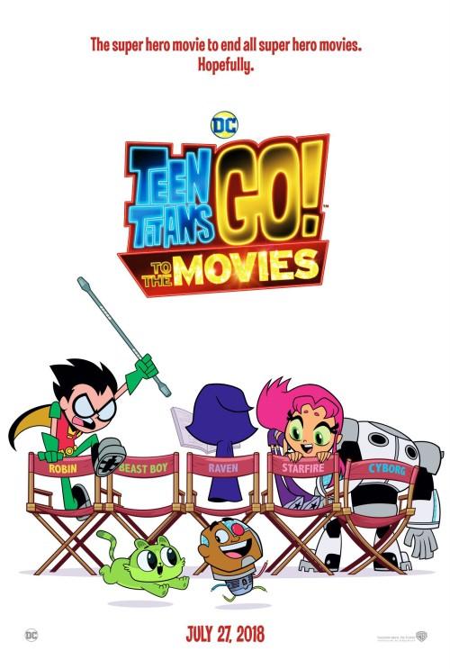 Sommarbio: Teen Titans Go! Filmen