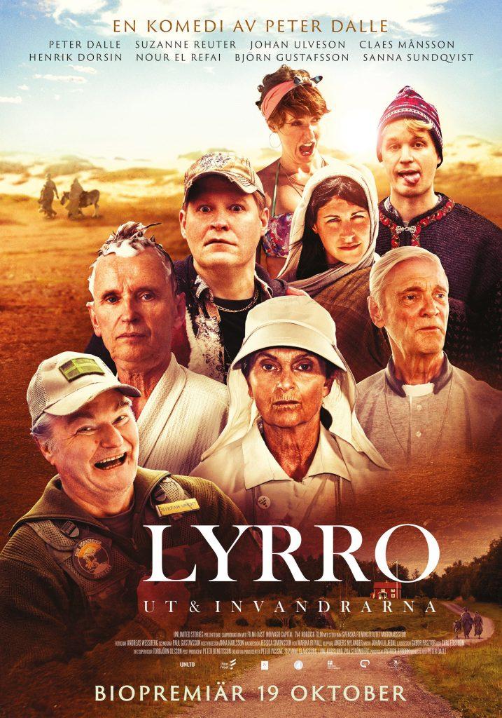 Lyrro – Ut & Invandrarna (2D)