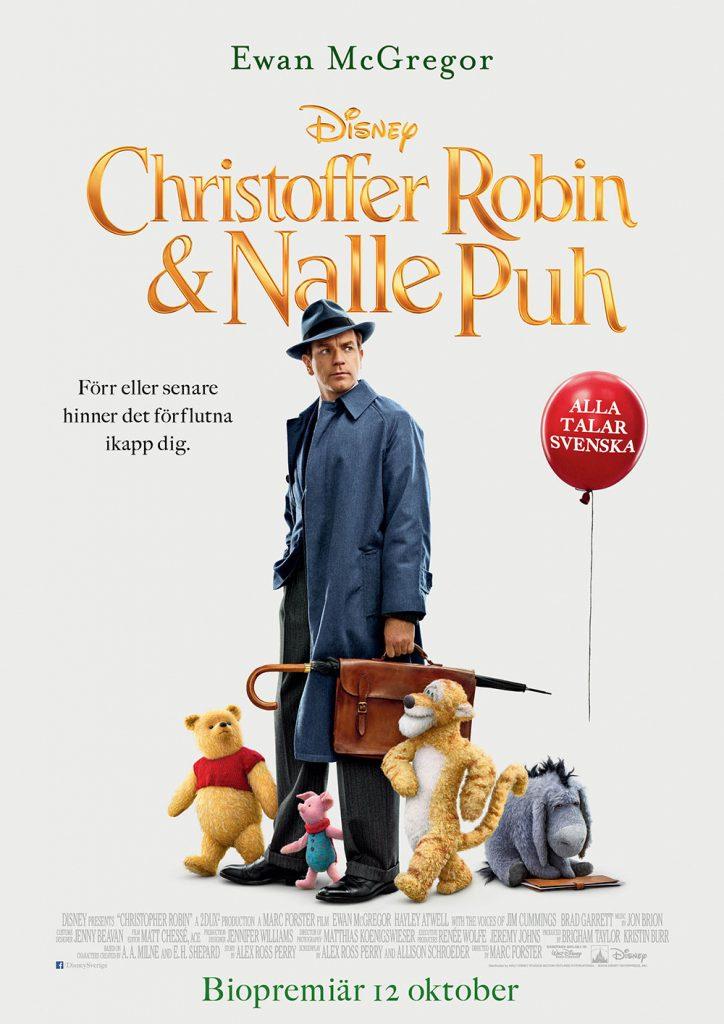 Christoffer Robin & Nalle Puh
