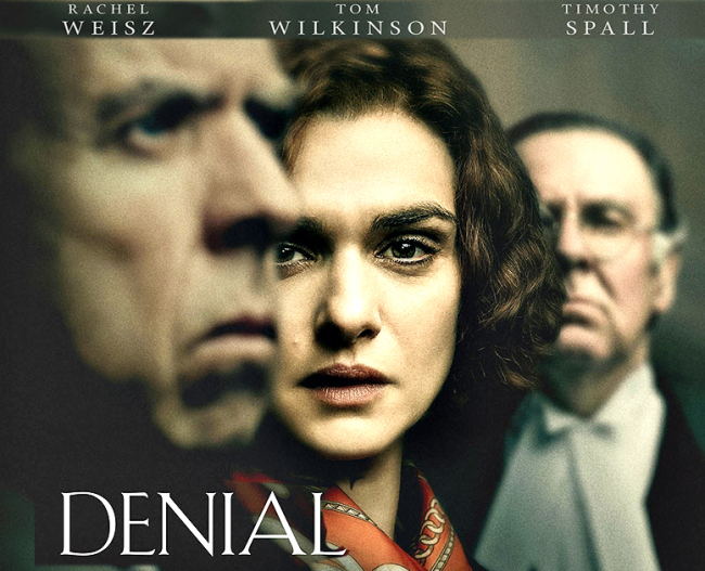 Denial (Engelskt tal och text)