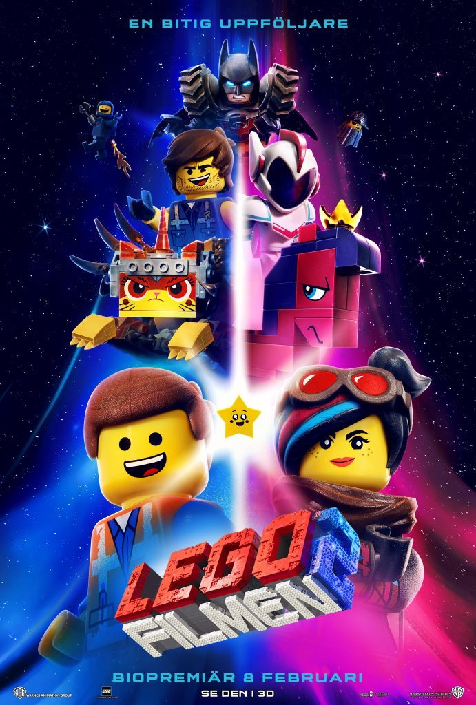 LEGO® FILMEN 2 (Sv. tal)