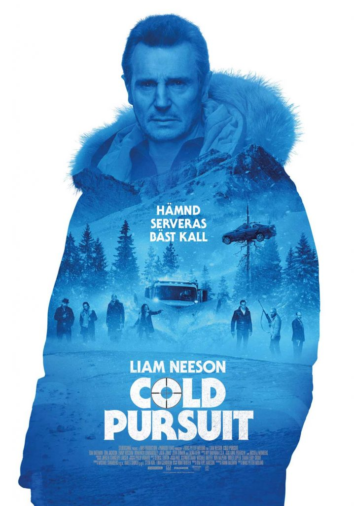 Cold Pursuit (sv txt)