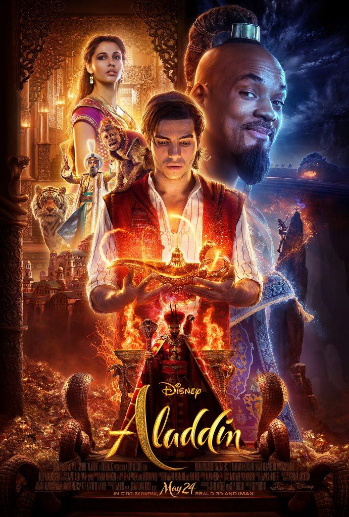 Sommarbio: Aladdin 2D (sv.tal)