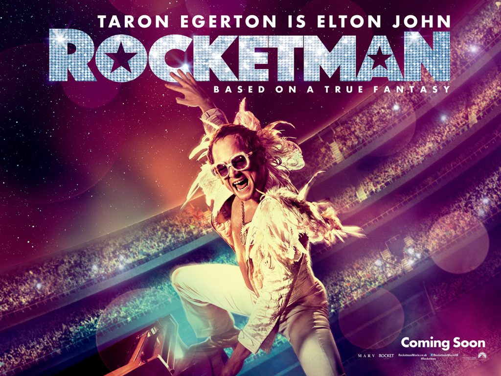 Sommarbio: Rocketman
