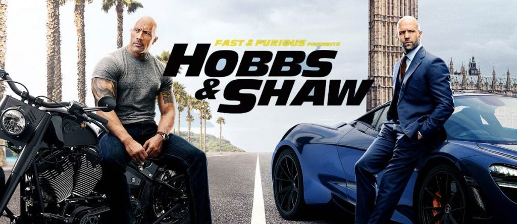 Sommarbio: Fast & Furious: Hobbs & Shaw