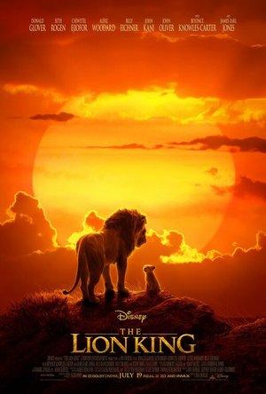 Sommarbio: Lejonkungen (Eng. tal och sv. text)
