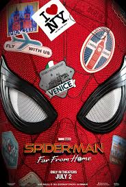 Sommarbio: Spider-Man: Far from Home