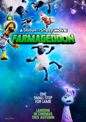 Fåret Shaun Filmen - Farmageddon (Sv. tal) (Digital 5.1)