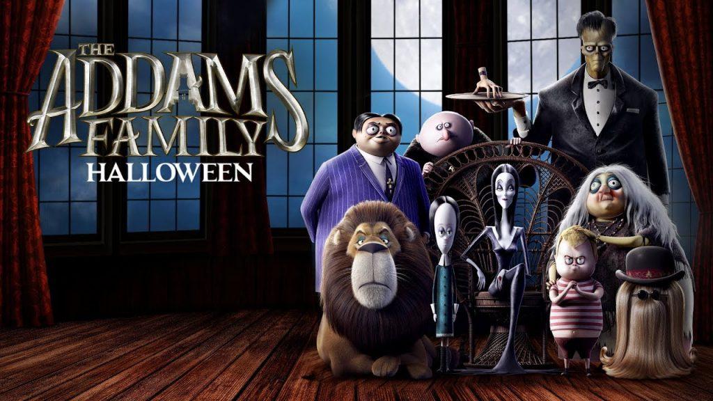 Familjen Addams (Sv. tal) (Digital 5.1)