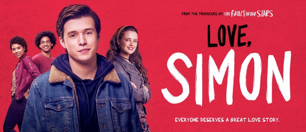 Regnbågsfilm: Love Simon
