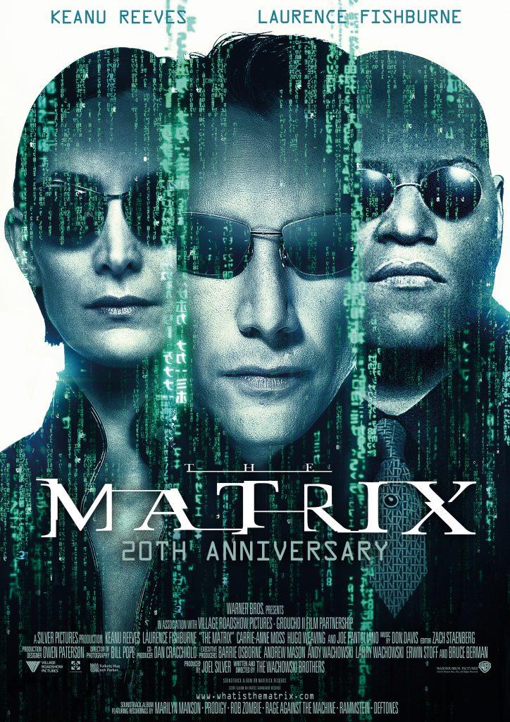 The Matrix - 20th Anniversary (Digital 5.1)