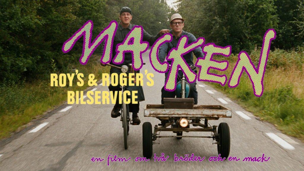 Macken - En film om två bröder och en mack - 30 årsjubileum (Digital 5.1)