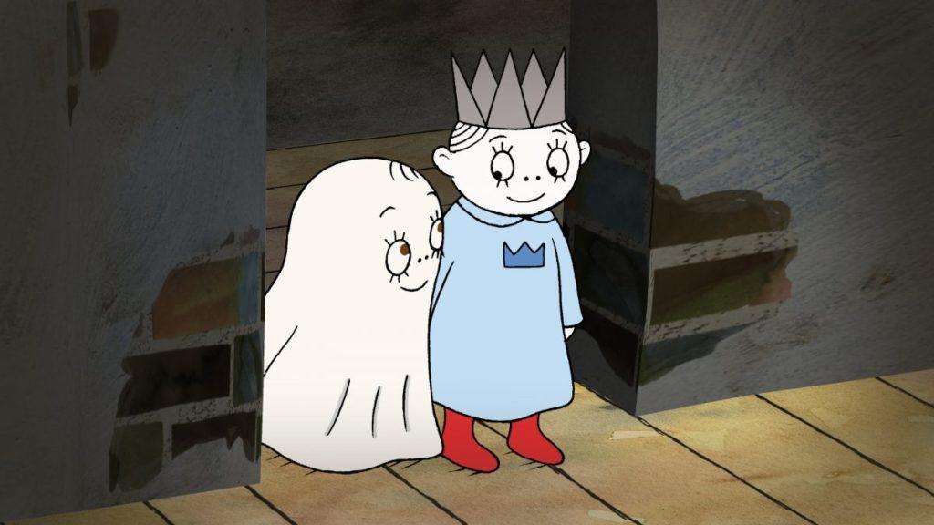 Knattefilm: Lilla spöket Laban 2 – Spökdags