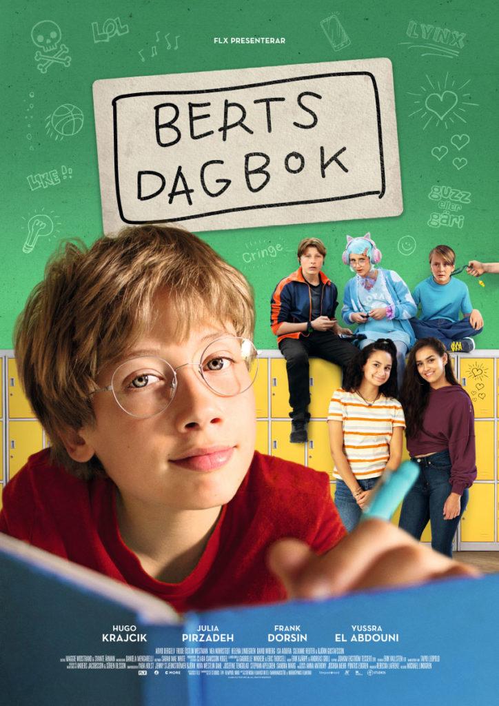 Berts Dagbok (Sv. txt)